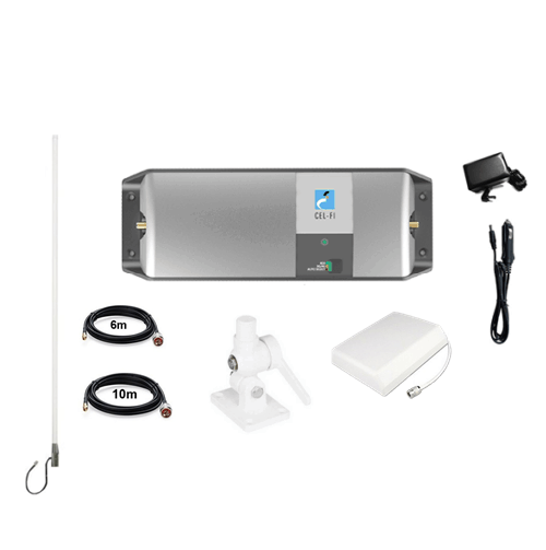 Cel-Fi GO Telstra Marine Pack (Wall Mount)