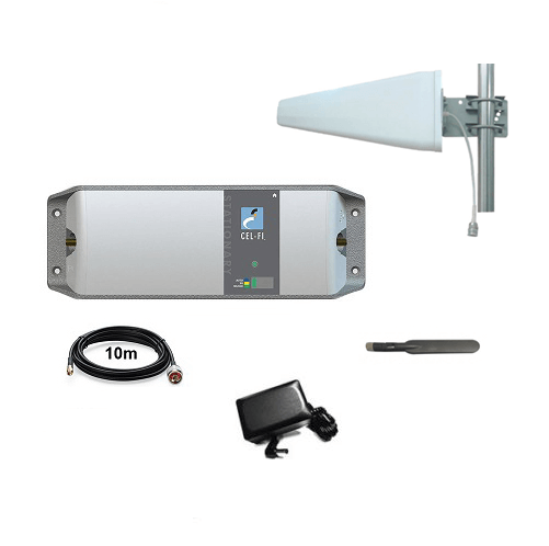 Cel-Fi GO Telstra Pack with Wideband LPDA (with Paddle Antenna)