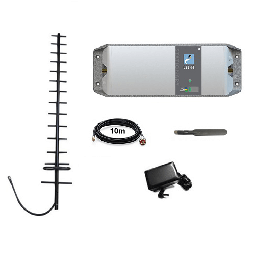 Cel-Fi GO Telstra Pack with Yagi (with Paddle Antenna)