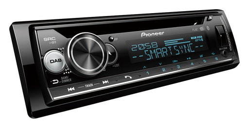 Pioneer DEH-S720DAB Car Stereo (with Digital Radio, Dual Bluetooth)