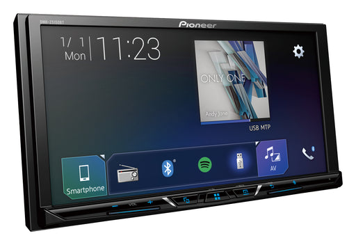 Pioneer DMH-Z5150BT Touch-screen Multimedia Player