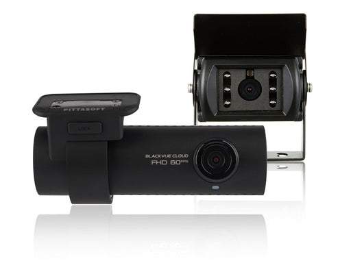 Blackvue DR750S-2CH Full HD Dash and Rear Cameras for Trucks - 32GB