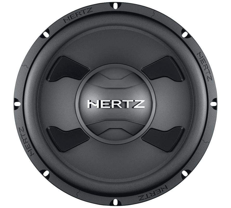 "HERTZ DS30.3 12"" (300mm) Subwoofer 1000W Peak"