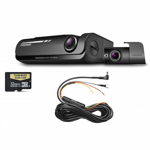 THINKWARE F770D32 Front & Rear Dash Camera Pack (with 32GB Micro SD Card)