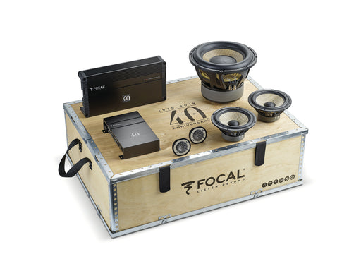 FOCAL 165W-XP-KIT-1 40th Anniversary Audio Kit