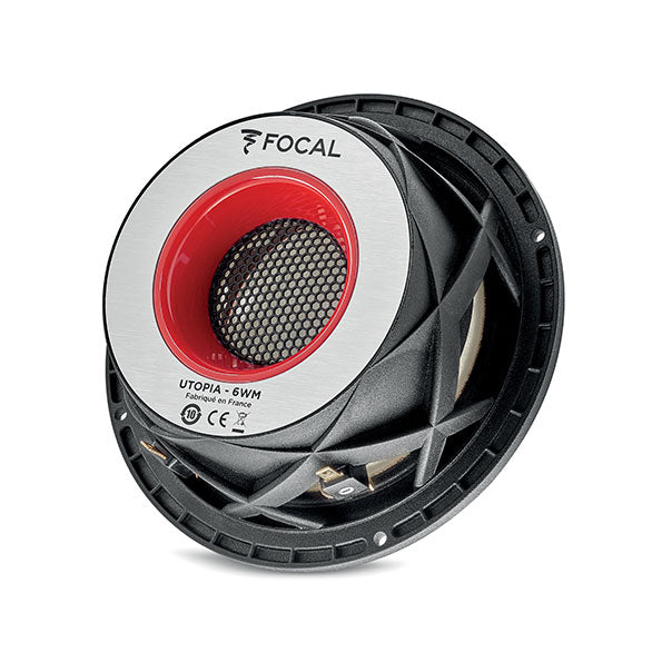 FOCAL 6WM 6.5″ Mid-Bass Drivers (Utopia M) Woofer (PAIR)