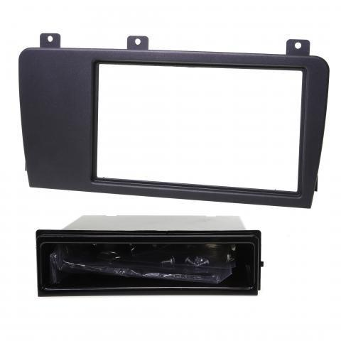 Aerpro FP8372 Single & Double DIN Facia for Volvo S60 & XC70
