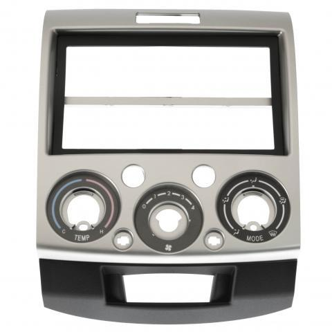 Aerpro FP9072 Single & Double DIN for Ford Ranger & Mazda BT-50