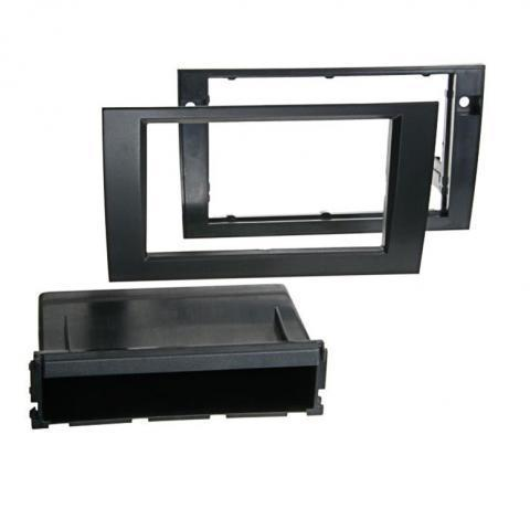 Aerpro FP9102 Single & Double DIN Facia Kit Audi A4 (B6, B7)