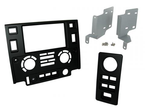 Aerpro FP9113 Double DIN Facia Kit for Landrover Defender