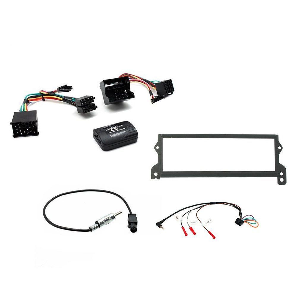 Aerpro FP9232K Single DIN Facia Kit for Mini Cooper (Black)