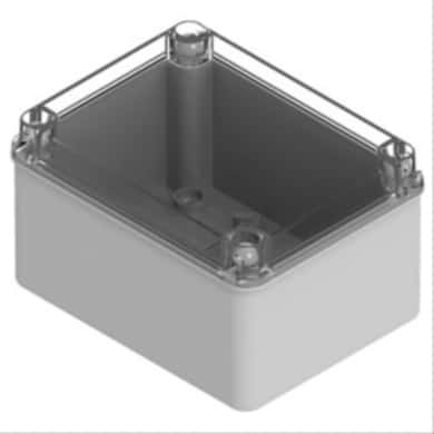 Enclosure Clear Lid - NU