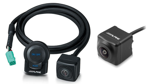 Alpine HCE-FRKIT1 Front and Rear Drive Assist Camera System