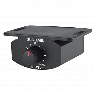 HERTZ HRC Sub Volume Remote Control for HCP1D, HCP1DK & HCP5D Amplifiers