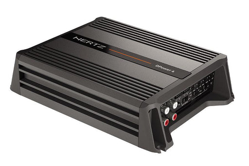 HERTZ DPOWER4 D-class 4-channel Amplifier 4 X 60W RMS
