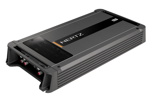 HERTZ ML POWER 5 D-CLASS FIVE CHANNEL AMPLIFIER