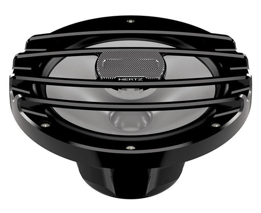 "HERTZ HMX8S 8"" Powersports Coaxial Speakers (Black)"