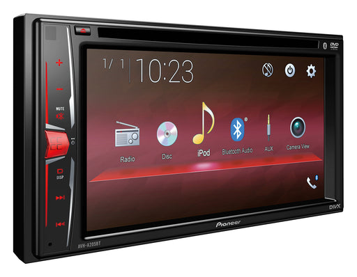 Pioneer AVH-A205BT Multimedia Audio-visual Receiver