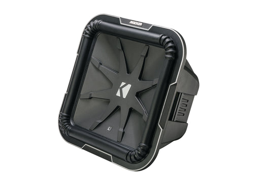 "Kicker L7152 15"" WOOFER, 1200 W/RMS, 2400 W/PEAK WOOFER MOUNTING DEPTH 239mm (Dual 2 Ω)"