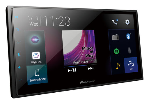 Pioneer DMH-Z5350BT Capacitive Touch-screen Multimedia player with Apple CarPlay, Android Auto & Bluetooth