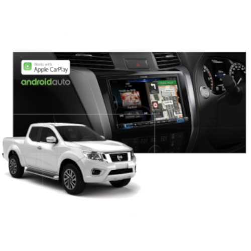 Alpine NAVARA-X308AUST Premium Navigation Solution for Nissan Navara ST