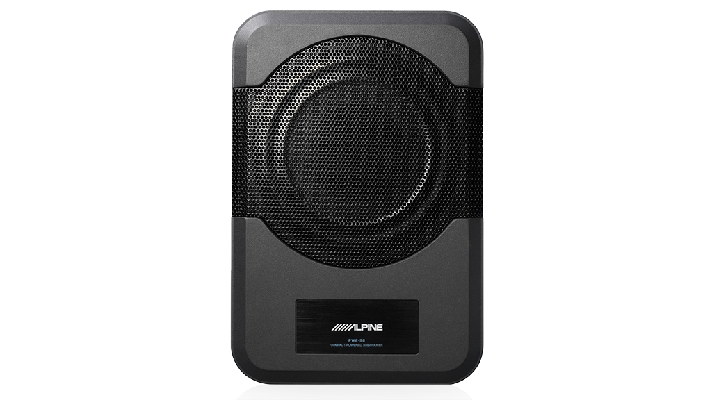 Alpine PWE-S8 8″ Performance Quad-Coil Subwoofer System