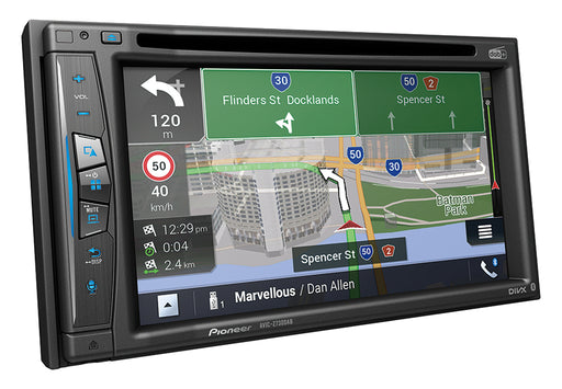 "Pioneer AVIC-Z730DAB 6.2"" Touch-screen with built-in GPS Navigation/ Apple CarPlay™ Wireless & DAB+ Radio"