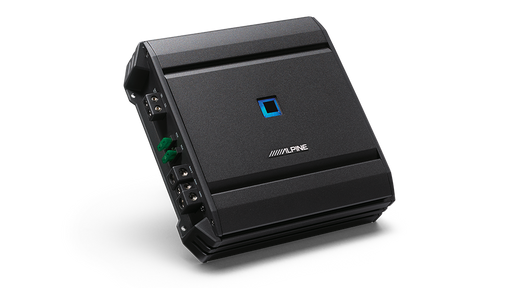 Alpine S-A60M S-Series Digital 1100W Mono Amplifier