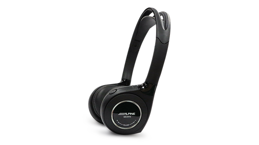 Alpine SHS-N115 Single-channel IR Headphones for AV Monitors (Fold Flat Design)