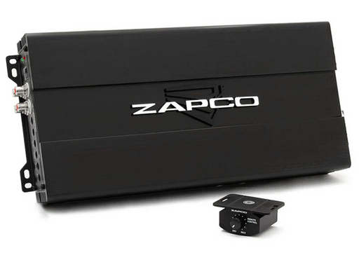 ZAPCO Studio 1 x 1650RMS @1ohm with Remote