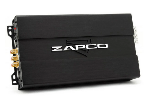 ZAPCO Studio 4 x 65RMS @4ohm or 2 x 190RMS @4ohm