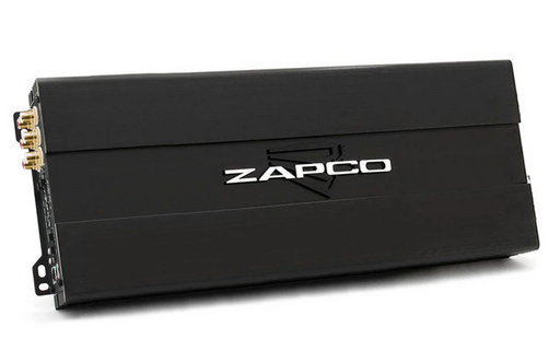 ZAPCO Studio 6 x 100RMS @4ohm, or 3 x 300RMS @4ohm