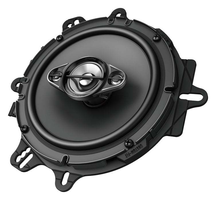 "Pioneer TS-A1680F 6.5"" 4-way Speaker System"