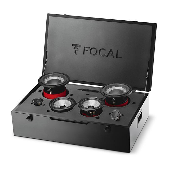 FOCAL Ultima 3-way Components