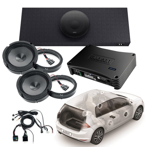 Audison APSPG7KIT PRIMA Sound System for Volkswagen Golf Mk7