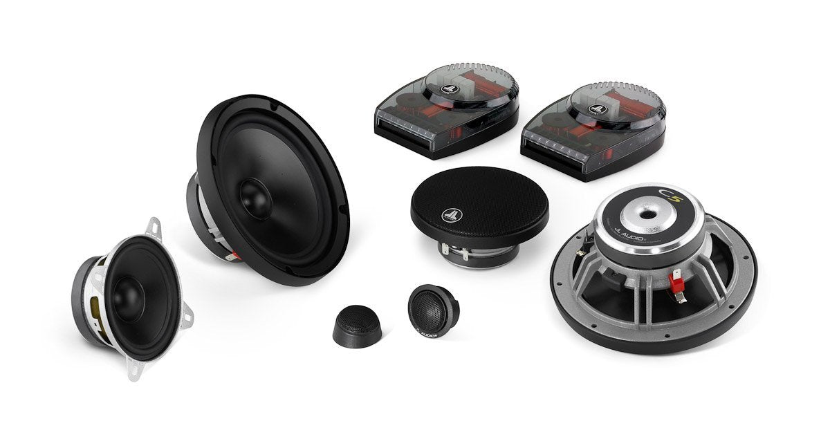 JL Audio C5-653 3-Way Component System