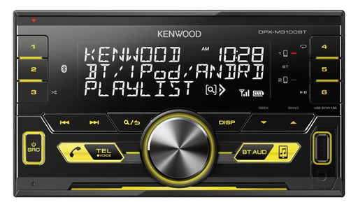 Kenwood DPX-M3100BT Digital Media Receiver