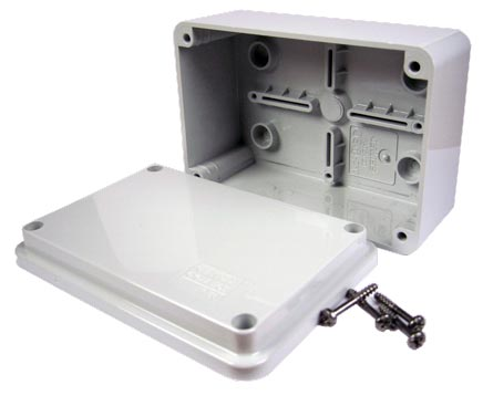 RPR-CF-00052 White Lid Enclosure to suit Cel-Fi Window Unit