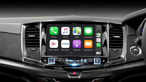 "Alpine X902D-VF 9"" Primo 3.0 Navigation with Apple CarPlay / Android