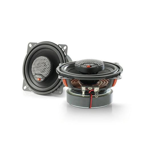 "FOCAL ICU100 4"" co-axials, Integration series, 40W RMS, 90Hz-21kHz"