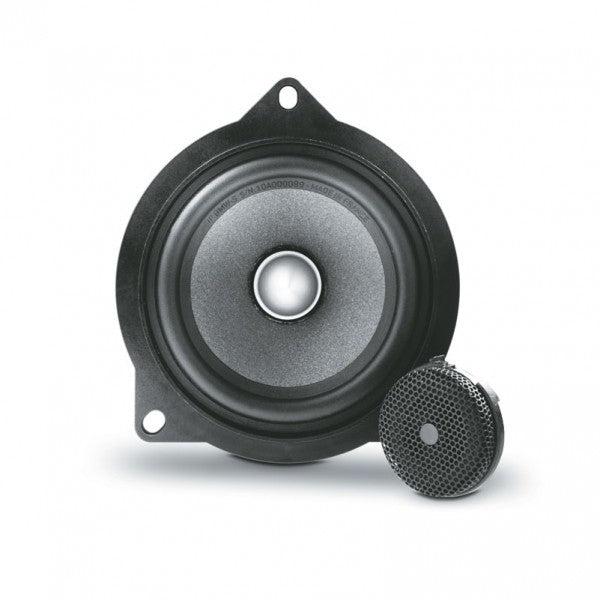 "FOCAL IFBMW-S 4"" Component Speaker Kit for BMW 1 Series, 3 Series & X1"