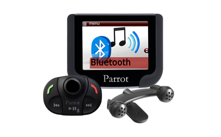 Parrot MKi9200 Advanced hands-free music system with Bluetooth