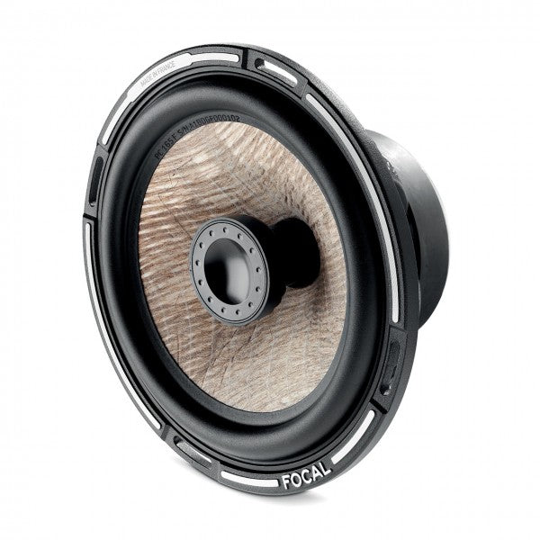 "FOCAL PC165F 6.5"" Flax co-axial kit, 70W RMS, 60Hz-28kHz"