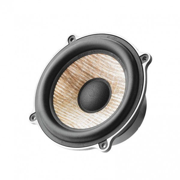 "FOCAL PS130F 5"" Flax Component Speaker Kit, 60W RMS, 75Hz-28kHz"