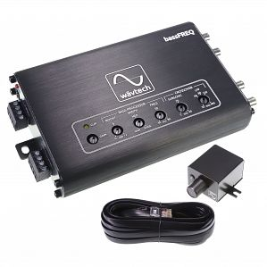WAVTECH BASSFREQ 2-channel Line Output Converter with Bass Enhancement