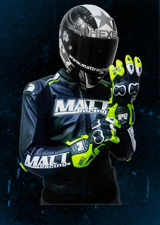 MATT racing - combinaison moto personnalisé - Motorcycle suit - motorcycle clothing - custom motorcycle leather suit - Motorradkombi -motorradbekleidung - maßgeschneiderter Motorrad-Lederanzug-chaquetas moto - macacao moto -macacão motociclista tuta moto