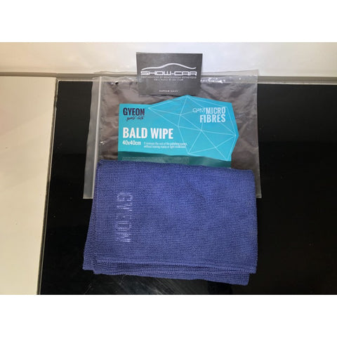 BALDWIPE Microfibre - MATT Racing