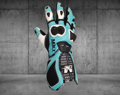 "Gants Moto ""RACING"" - Kangourou - MATT Racing"