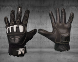 Gants Moto Courts - Kangourou - MATT Racing
