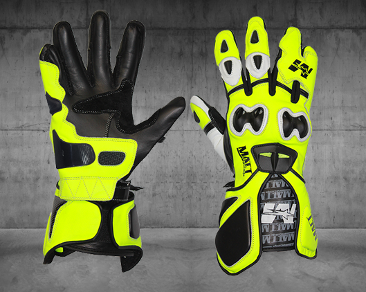 Gants Racing 100% Personnalisables - MATT Racing